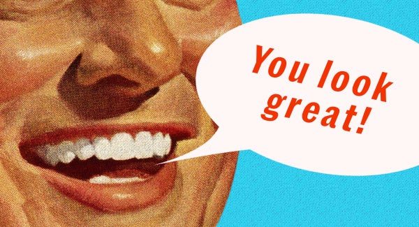 How A Compliment Improves Your Business Relations