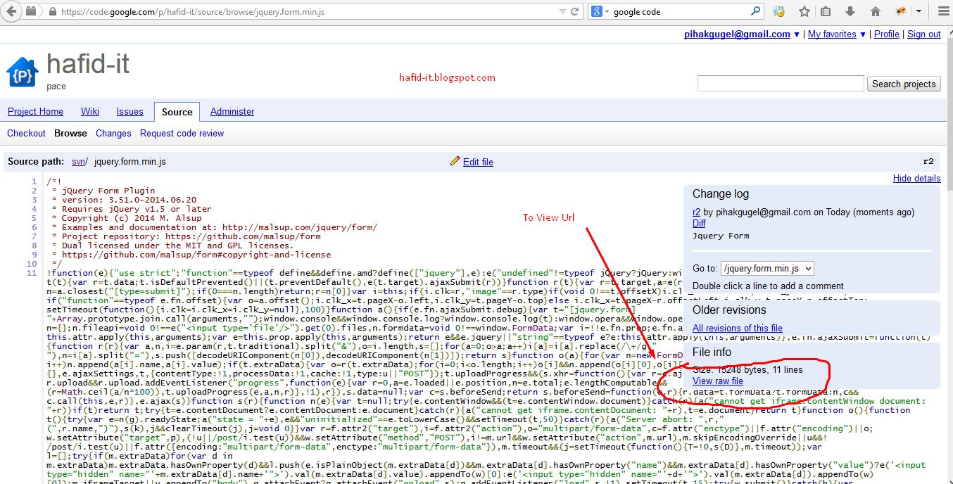Google Code 1.5
