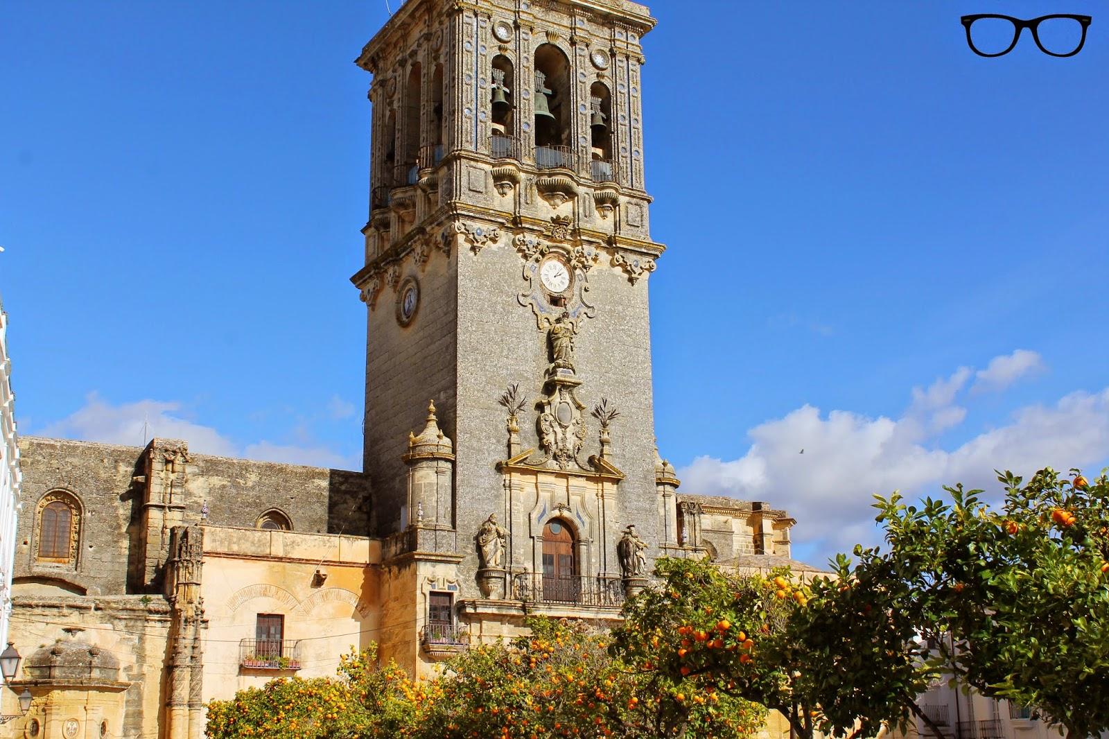 Basilica Santa Maria de Arcos de la Frontera