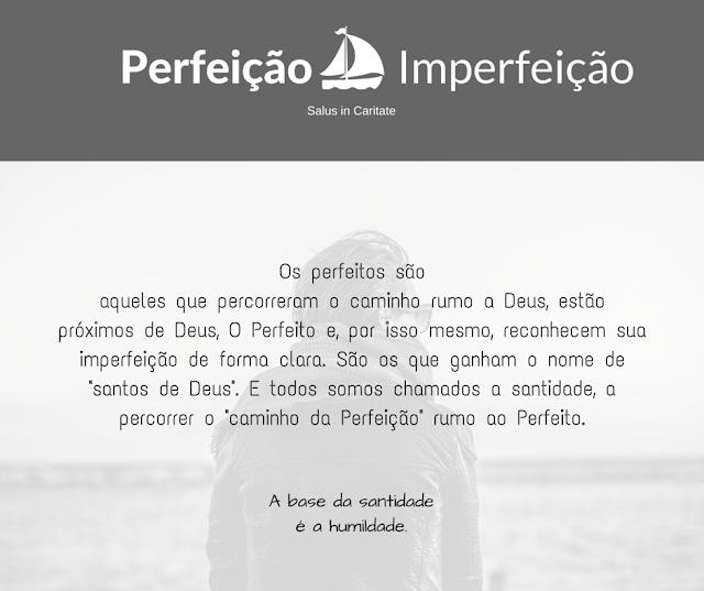 perfeição e imperfeição
