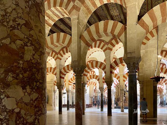 Visitar Córdoba mezquita
