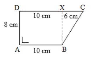 Contoh Soal dan Pembahasan Prisma Trapesium Siku-Siku