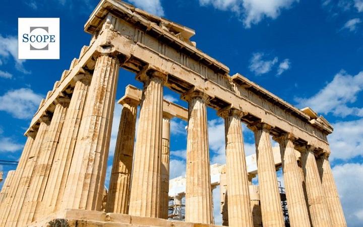 Scope Ratings: H ανάπτυξη και όχι τα πρωτογενή πλεονάσματα το κλειδί για μείωση του ελληνικού χρέους