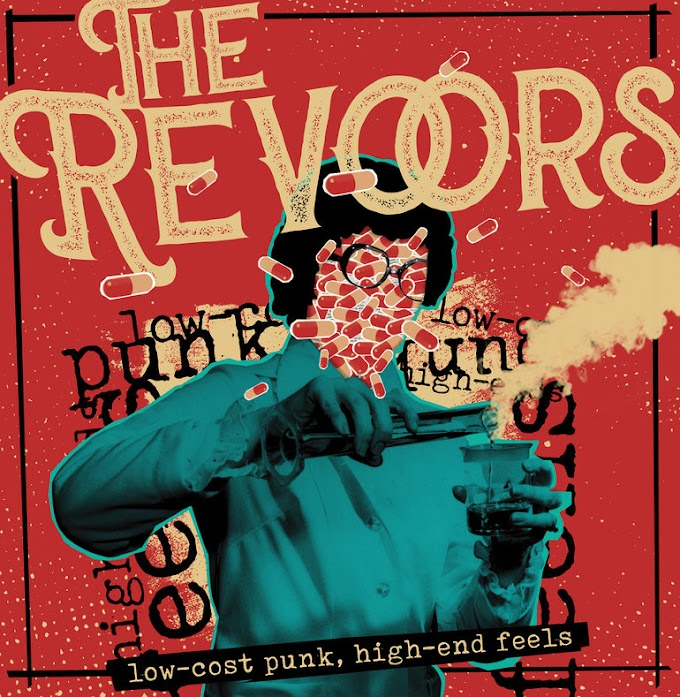 """The Revoors stream new EP """"Low-Cost Punk, High-End Feels"""""""