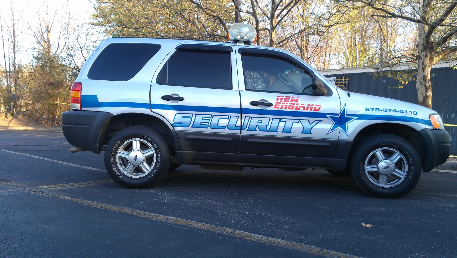 Boston Security Guard Companies New England Security