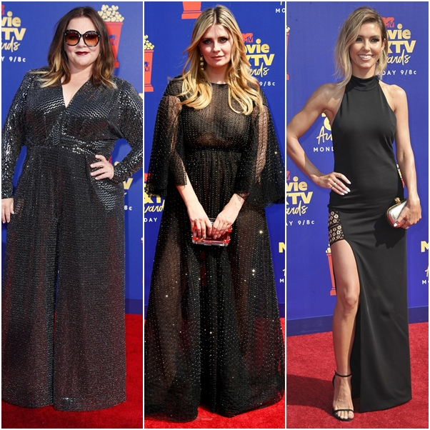 Looks do MTV Movie Awards 2019