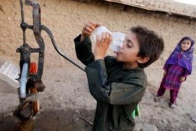 PBB Soroti Ketakutan Global akan Air Minum Bersih