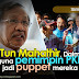 Tun Mahathir, Daim guna pemimpin PKR jadi puppet mereka