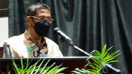 Erman Rahman buka Bimtek Jitu Pasna Angkatan ke-5