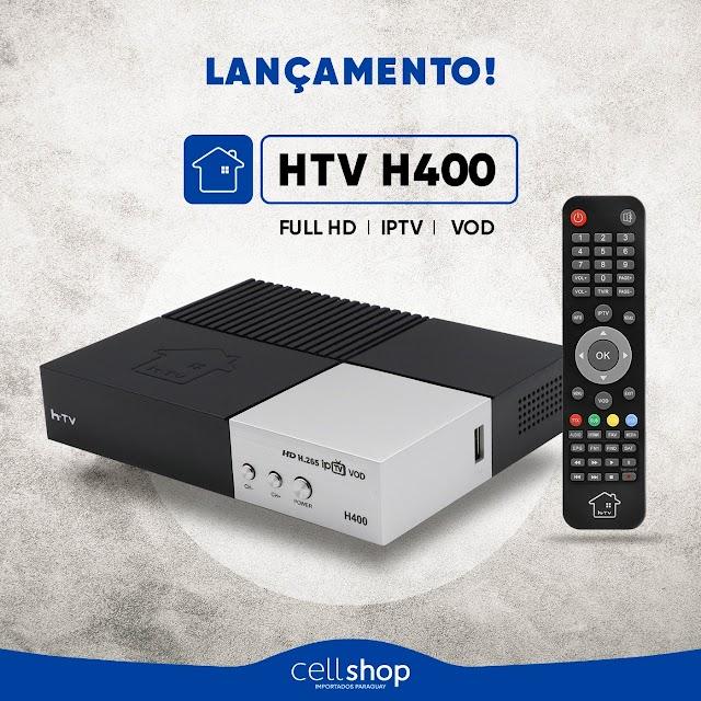 HTV H400 SKS / IKS PRIMEIRA ATUALIZAÇÃO - 26/05/2019