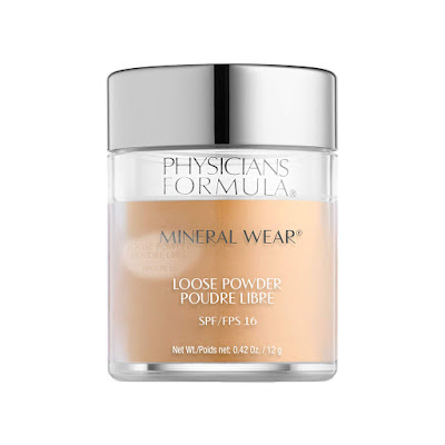 physicians formula mineral wear loose powder
