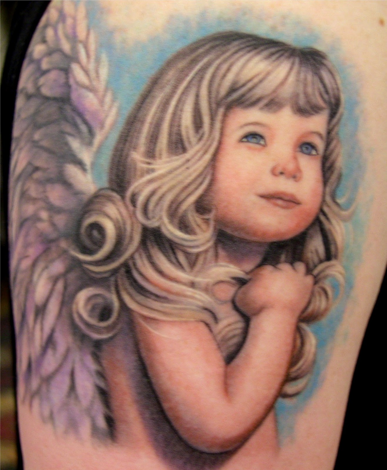 The Beauty and Meaning of The Baby Name Tattoos - Tattoo ...
