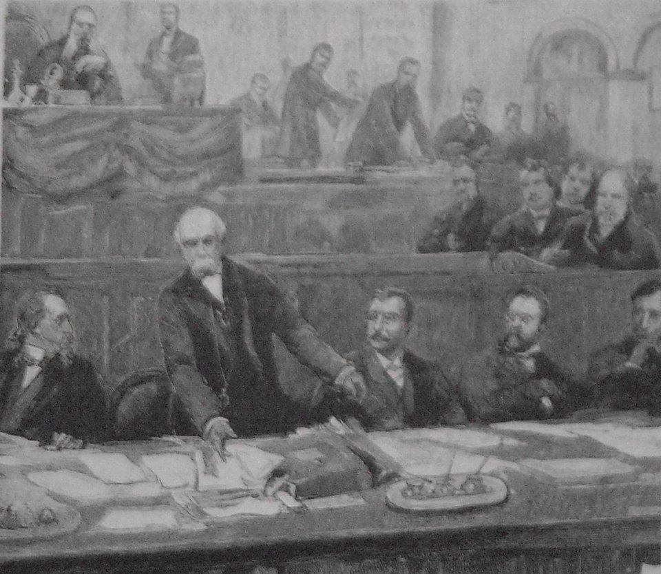 Arpa eolica 1893 l inchiesta for Il parlamento italiano wikipedia