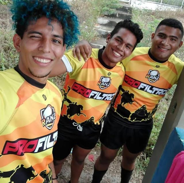APURE: Llaneros participan en nacional de club de Rugby en Barquisimeto.