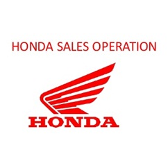 Logo PT Astra International Tbk - Honda Sales Operation