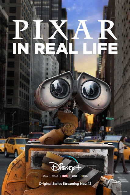 Pixar In Real Life Disney Plus