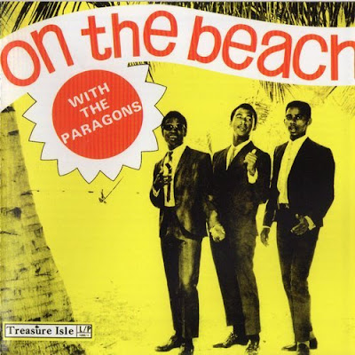 THE PARAGONS - On the Beach: The Anthologie (2015)