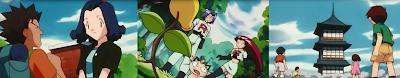Pokémon Capítulo 14 Temporada 3 Batalla En La Torre Sprout