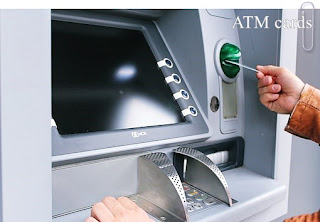 Use-of-ATMs-is-one-of-Cashless-mode-of payment.