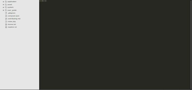 Cara Menghilangkan index.php dari codeigniter