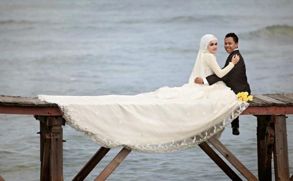 Kumpulan Contoh Foto Pre Wedding Terbaik Tahun Ini