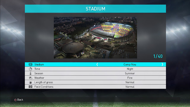 PES 2018 Stadium Ulocked V2 dari Sofyan Andri