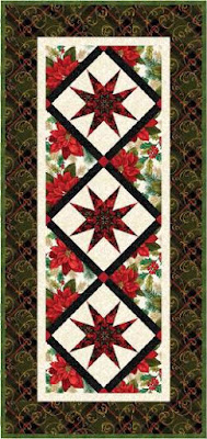Quilted Christmas Placemat Patterns : quilted, christmas, placemat, patterns, Quilt, Inspiration:, Pattern, Christmas, Table, Runners!