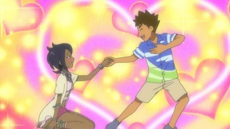 Brock e Olivia