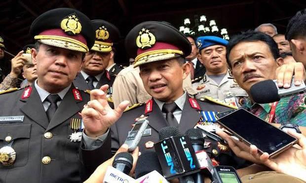 Demi Amankan Demo FPI Menentang Ahok, Ini Instruksi Kapolri...