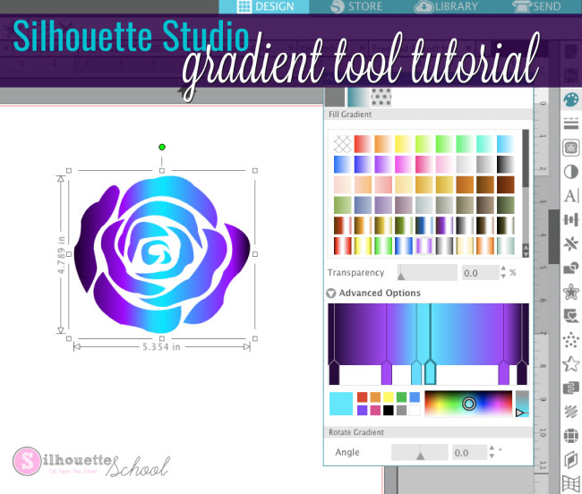 silhouette studio, silhouette design studio, silhouette studio tutorials, how to use silhouette, Silhouette Studio Software tutorials
