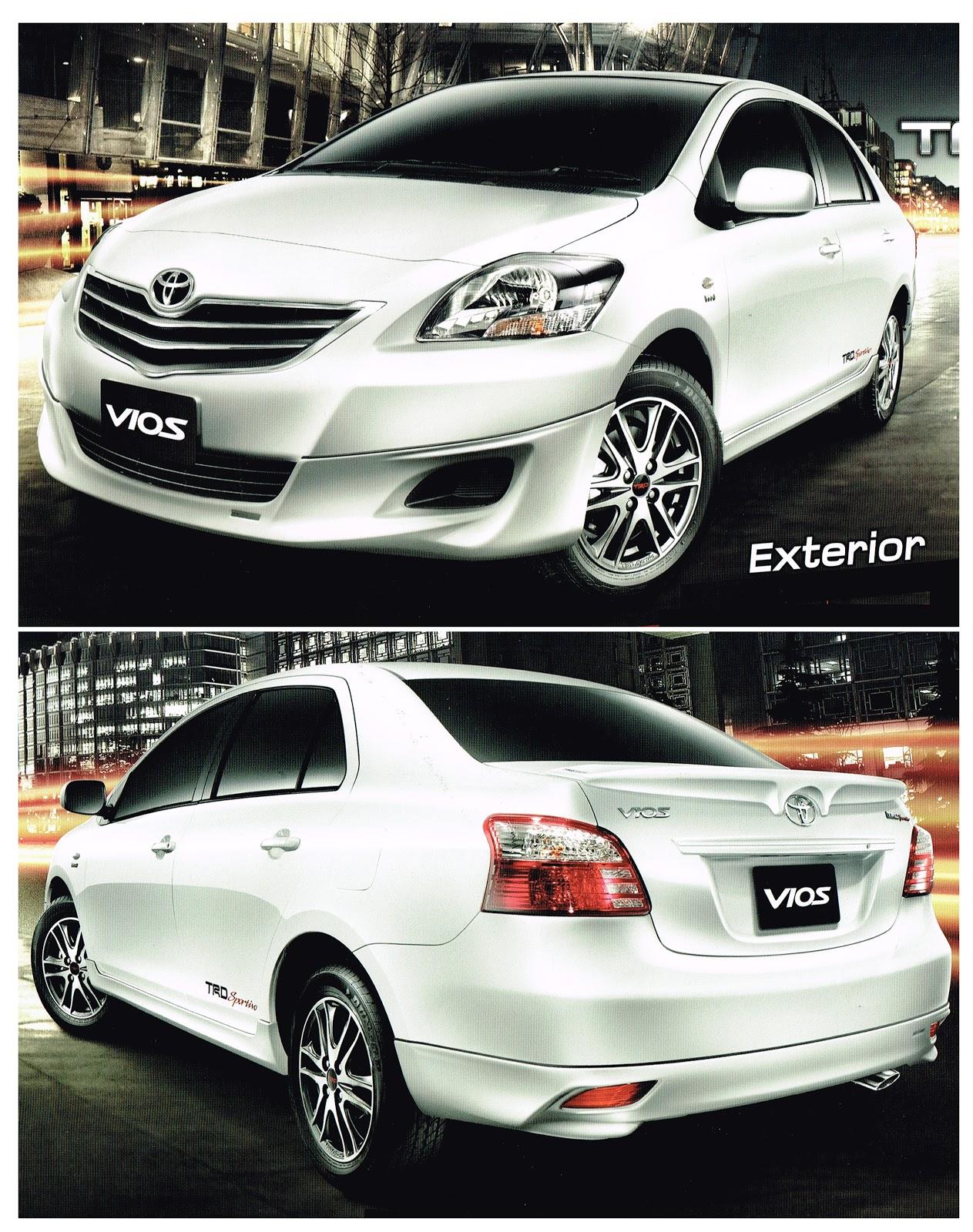 New Yaris Trd Sportivo 2014 Ukuran Wiper Grand Avanza 2015 Toyota Genuine Accessories Vios 2011