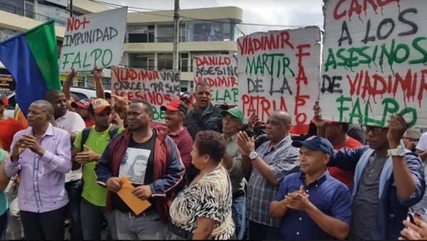 FALPO amenaza con huelga de TRES días en SFM
