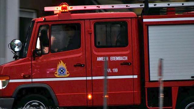 Παραλίγο πυρκαγιά σε σπίτι στο Άργος - Πρόλαβαν οι ένοικοι και την έσβησαν