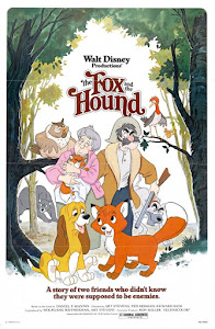 The Fox and the Hound Poster