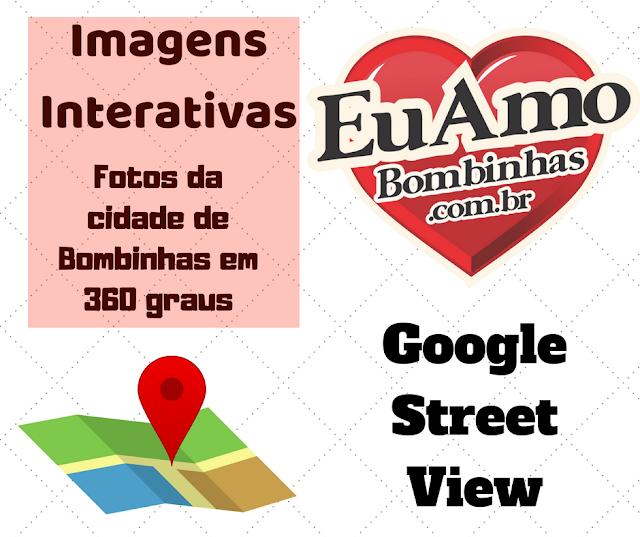 Google Maps de Bombinhas