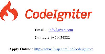 Codeignitor