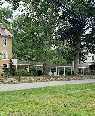 The Washington at historic Yellow Springs Breezeway