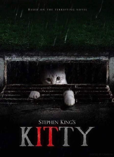 Meme de humor sobre It, novela de Stephen King