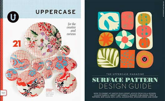 UPPERCASE Magazine Surface Pattern Design Guide