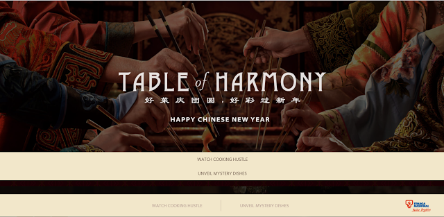 Table Of Harmony