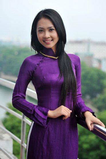 Hot Girls Vietnamese Sexy Ao Dai Viet Nam-6982