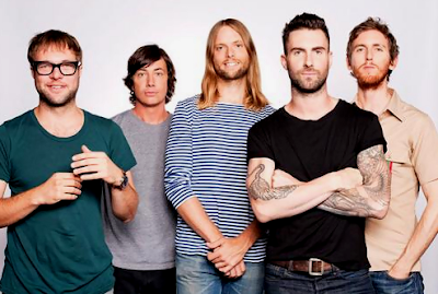 """Maroon 5 - She Will Be Loved"""