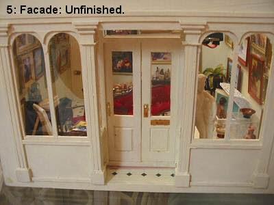 miniature art, tiny art, original art, paintings, gallery, room box, miniature art gallery, working studio, exhibition, opening,