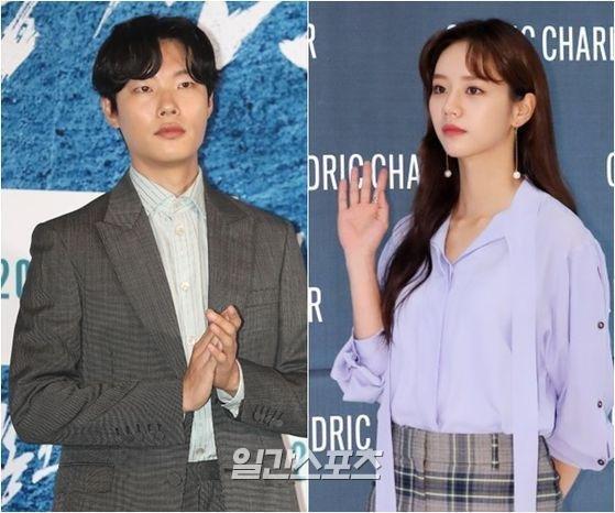 Hyeri ve Ryu Jun Yeol çifti Chungdamdong'da görüldü