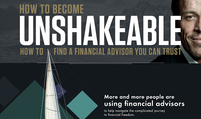 You can trust how to find a financial advisor #infographic
