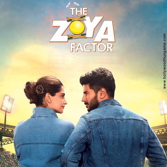 First Look: The Zoya Factor | Sonam Kapoor & Dulquer Salmaan