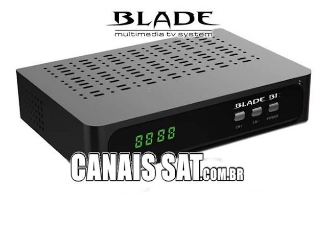 Blade B1 Primeira Atualização V2.64.2 - 27/07/2020