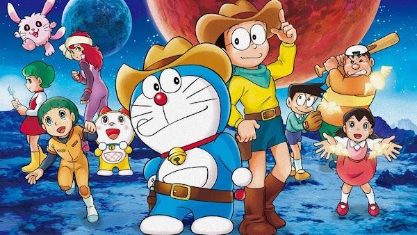 Doraemon: Nobita In Koya Koya Planet Full Movie In Tamil