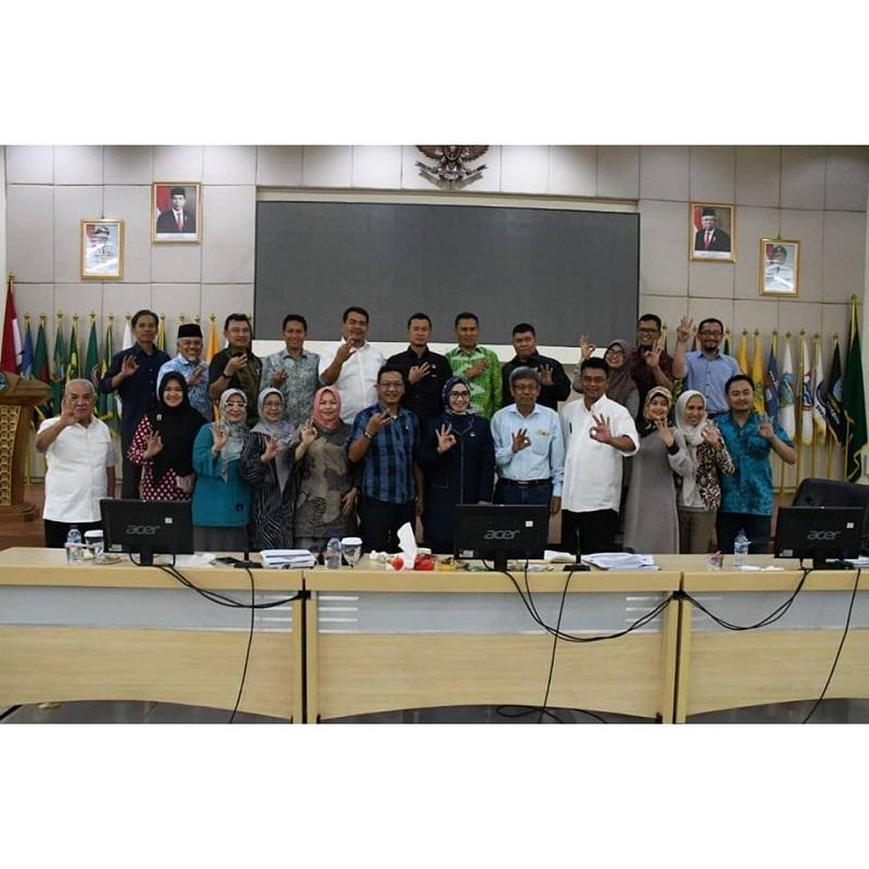 Komisi III DPRD Jabar Rapat Dengan Mitra Kerja