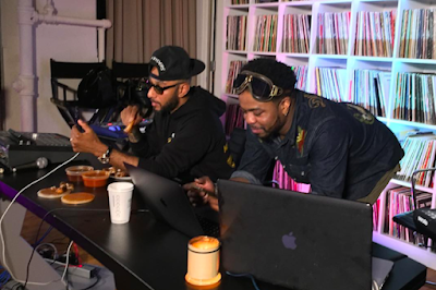 "Swizz Beatz VS Just Blaze ""Battle Of The Beats"" - HipHopOnDeck.com"